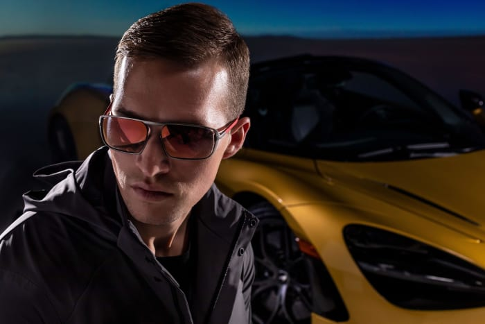 McLaren launches its new eyewear collection