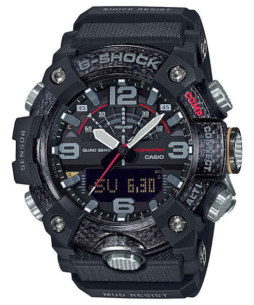 Casio releases its next-generation G-Shock Mudmaster