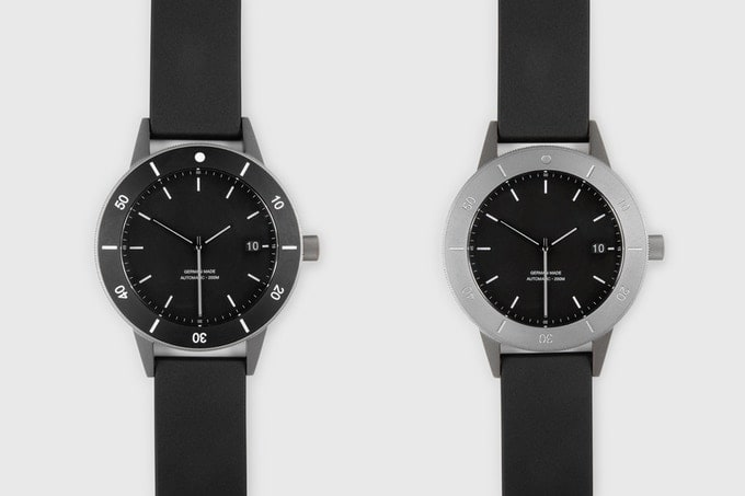 Instrmnt introduces their first mechanical watch