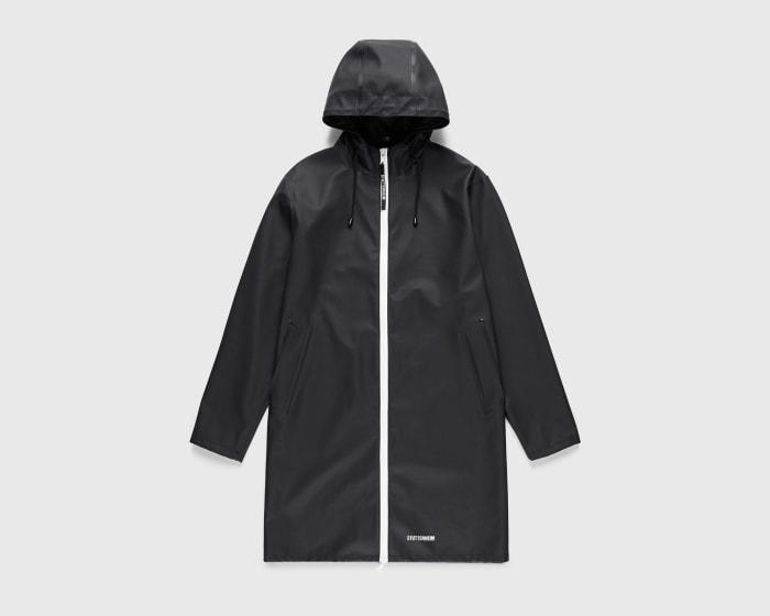 Alexander Stutterheim updates his signature raincoat for his Private Designs collection