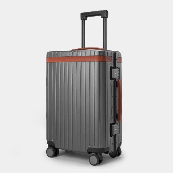 Carl Fredrik releases a luxurious carry-on without the luxurious price point