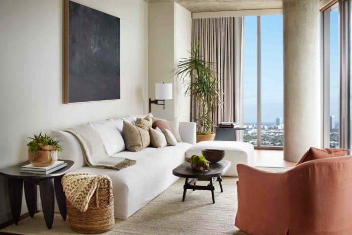 1 Hotels opens its first west coast property in West Hollywood