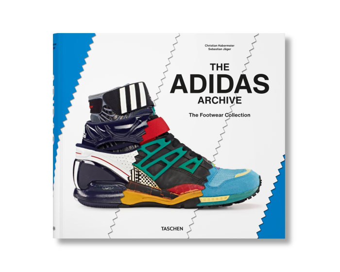 The adidas Archive visualizes the brand's history through 357 pairs of sneakers