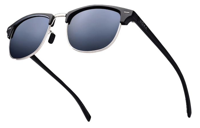 Roka introduces its take on the browline sunglass