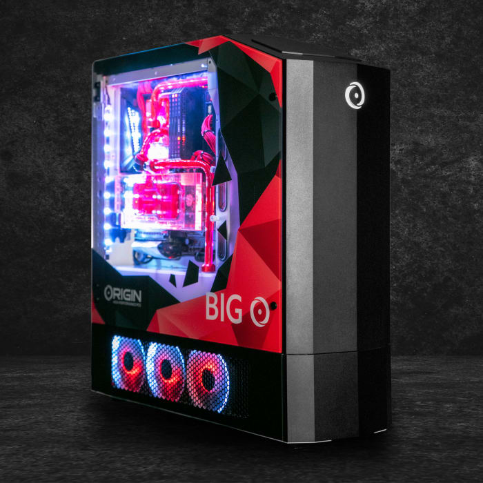 Origin's Big O combines puts all three major consoles into one gaming PC
