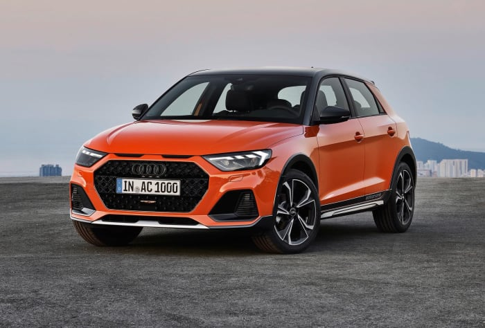 Audi's newest crossover is a new version of the A1 built for European cities