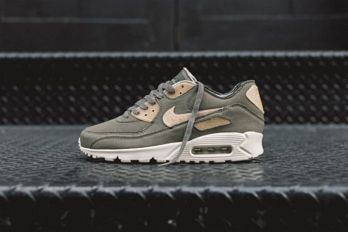 The Air Max 90 gets the Maharishi treatment in celebration of the new Tribeca store