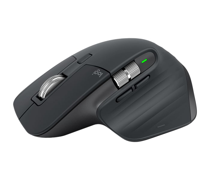 Logitech's newest MX Master gets an injection of Swiss-engineered precision