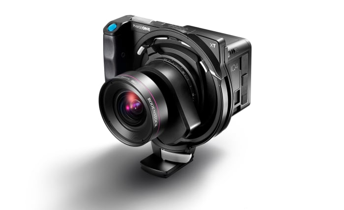 Phase One's 'XT' camera system escapes the studio with their first travel-friendly model
