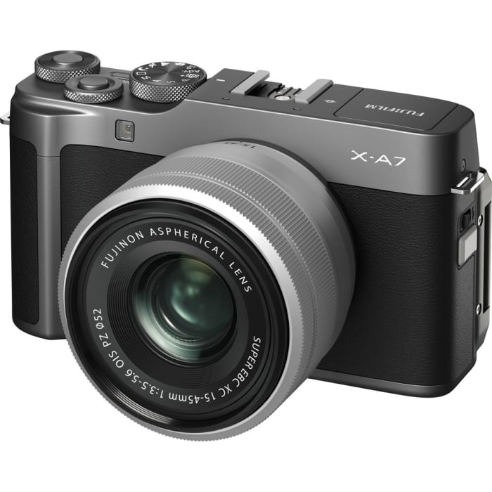 Fujifilm's X-A7 ups the image quality of its entry-level interchangeable