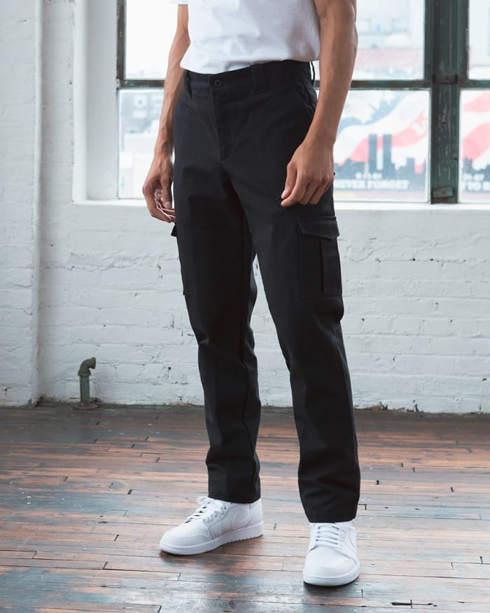 Outlier upgrades the cargo pant with Supima Duckcloth