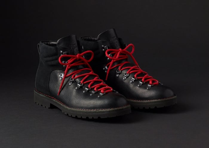 Aether releases its first hiking boot in collaboration with Fracap