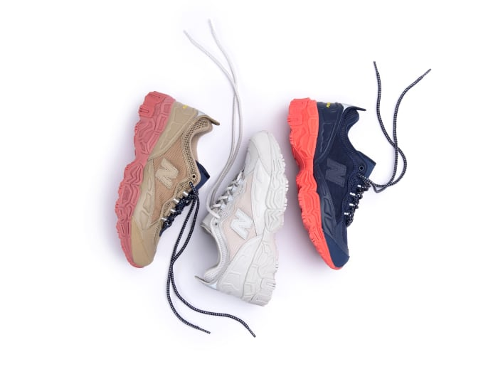 Herschel Supply and New Balance release a limited edition 801