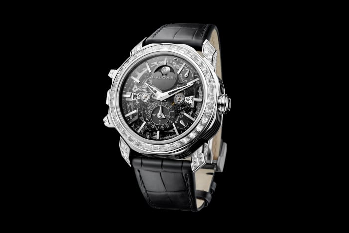 Bulgari celebrates the Grand Sonnerie with jaw-dropping Octo Roma