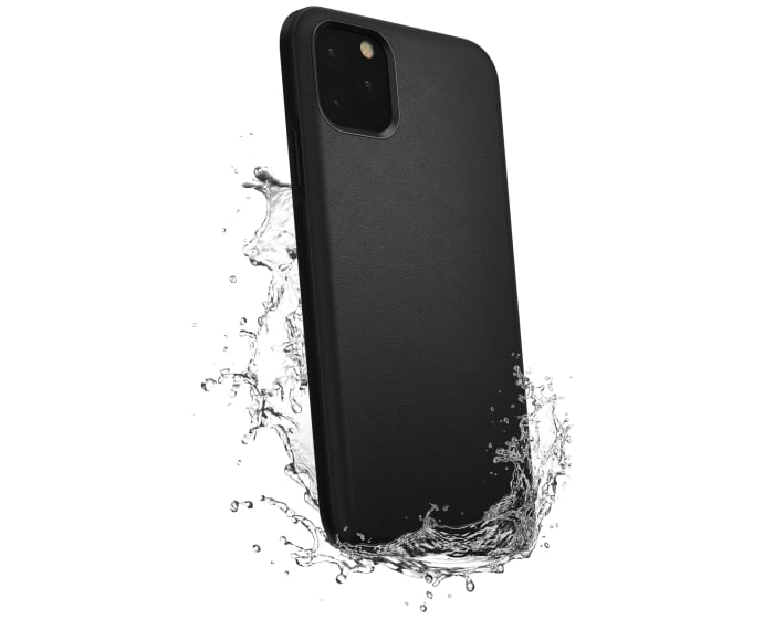 Nomad's Active Rugged Case adds hydrophobic leather protection to the iPhone 11
