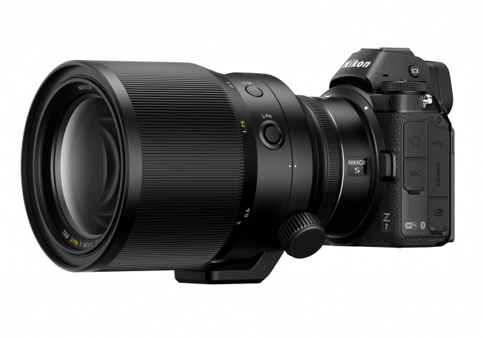 Nikon releases its fastest Nikkor lens ever