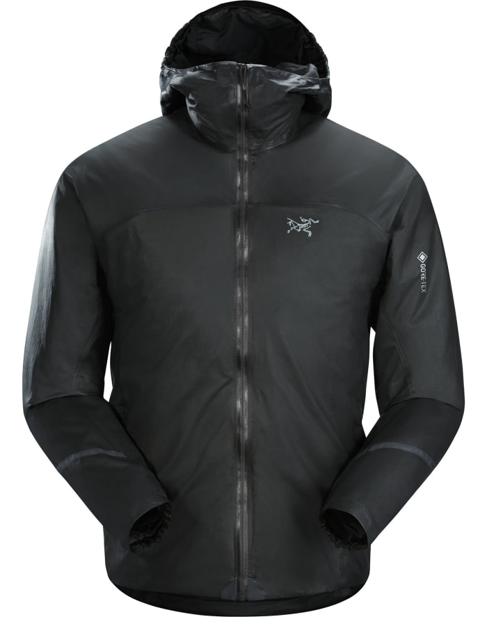 Arc'teryx's Norvan SL is their lightest insulated waterproof jacket ever