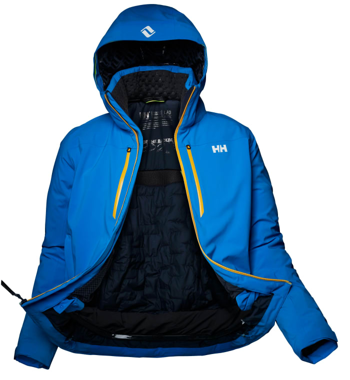 Helly Hansen's new limited edition jacket will let you ski to your heart's content this winter