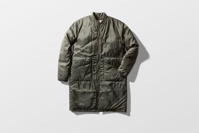 Woolrich looks to the 80s and 90s for its its new Outdoor Label collection for fall/winter 19