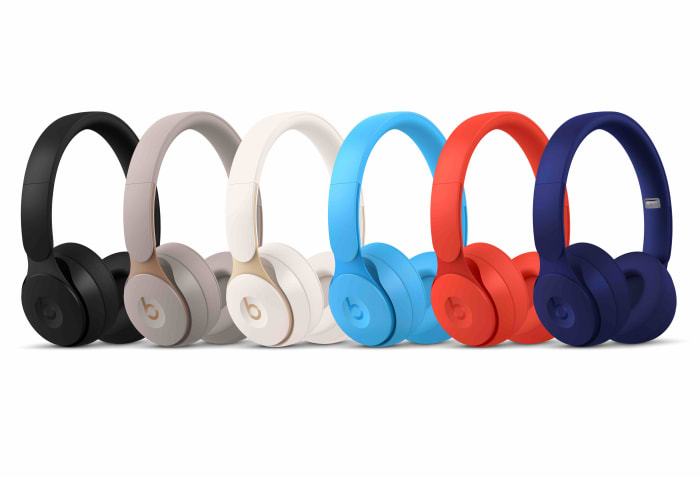 Beats releases its first on-ear, noise-cancelling headphone