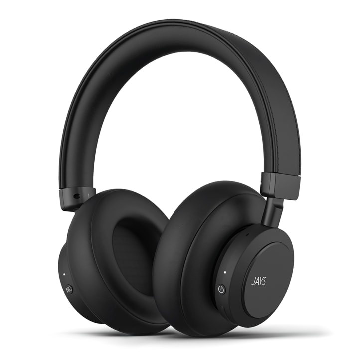 Jays launches their first noise-cancelling headphone