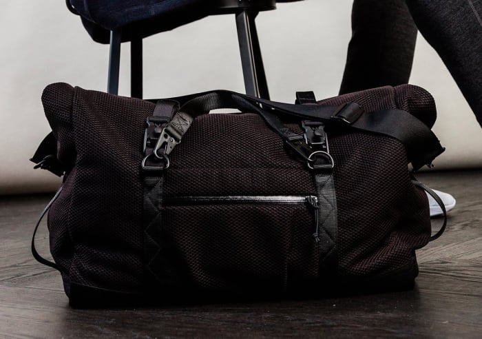 NWKC releases a new duffel and backpack in collaboration with 1733