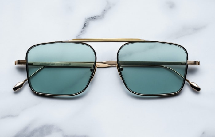 Jacques Marie Mage infuses architectural design elements in their latest frame, the Scarpa