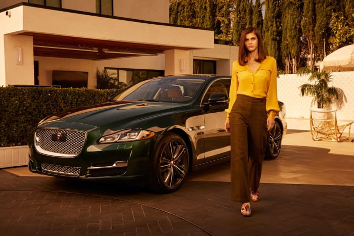 Jaguar ends production of the current generation XJ with a Collection Special Edition