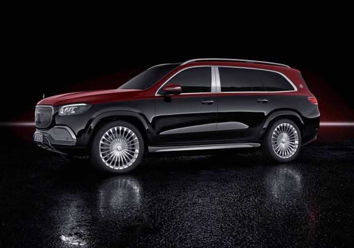 Mercedes-Maybach reveals its flagship SUV, the GLS 600 4MATIC