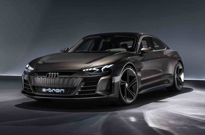 Audi reveals its bold answer to the Tesla Model S