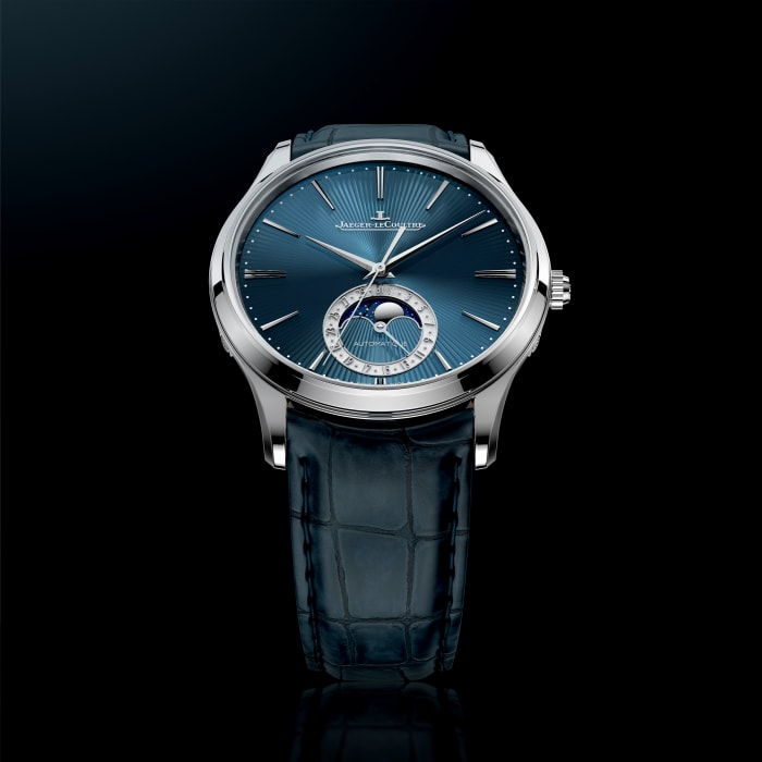 Jaeger-LeCoultre introduces its Master Ultra Thin Moon Enamel