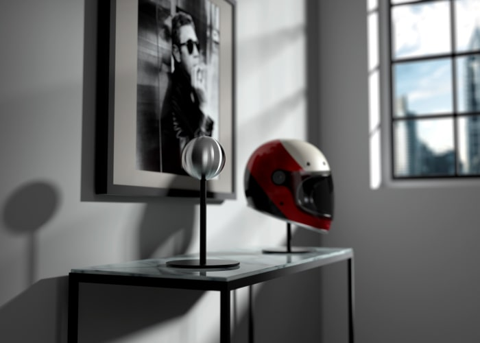 Halley releases another great display accessory for your motorcycle helmet