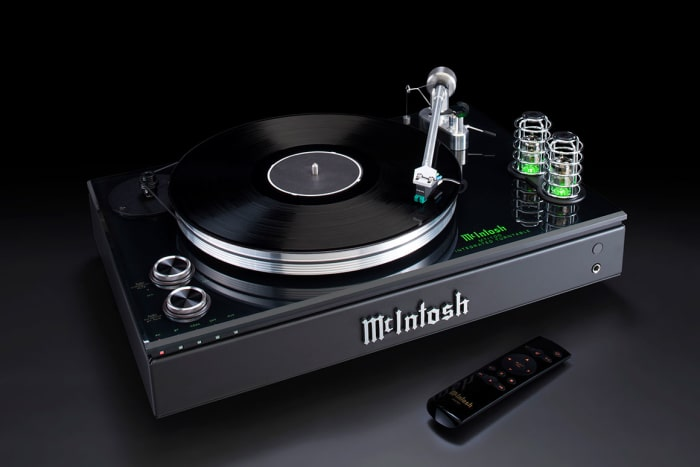McIntosh's MTI100 aims to be the ultimate turntable for modern vinyl fans