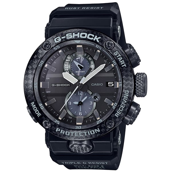 G-Shock's new Gravitymaster features a carbon monocoque structure