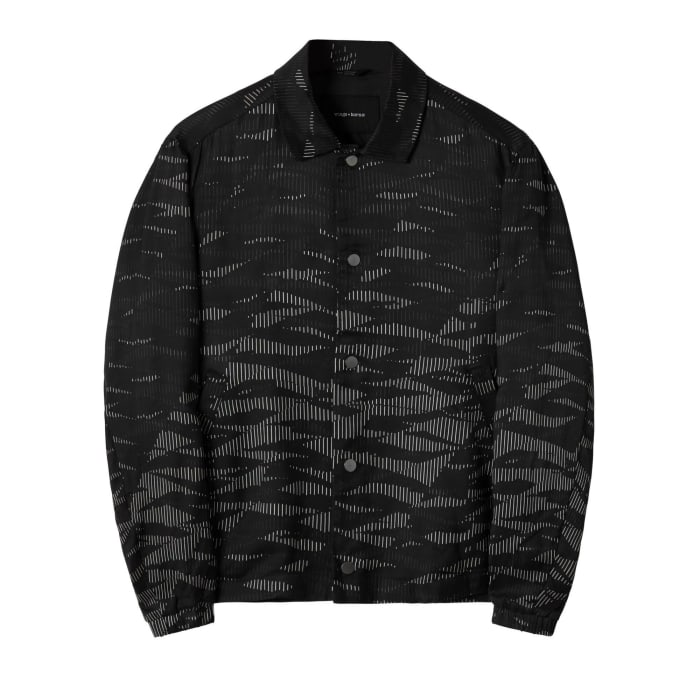wings+horns' Storm 36 capsule is inspired by the inclement skies of Vancouver