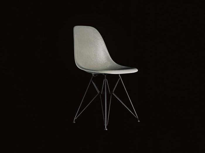 Vitra Brings Back The Original Eames Fiberglass Chair