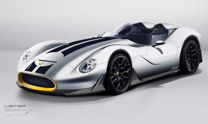 Lister previews the return of the Knobbly