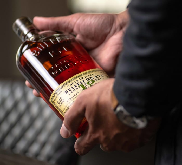 Bulleit announces a 12-year-old Rye