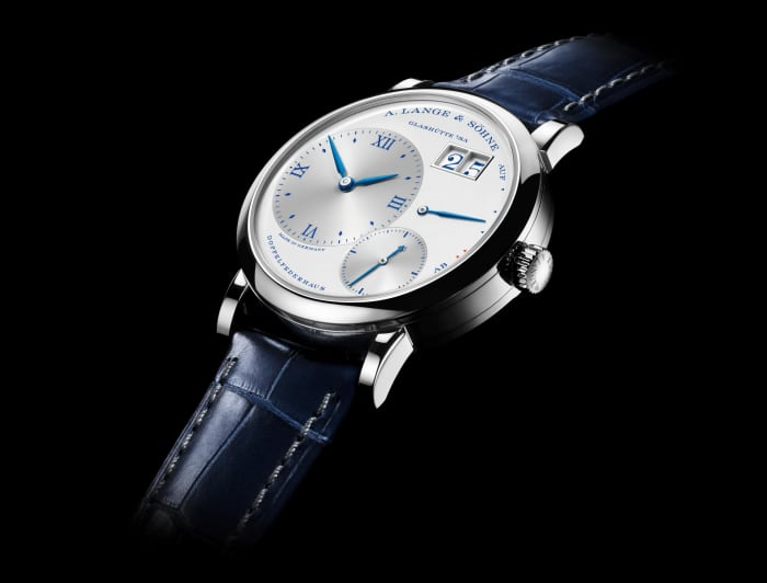A. Lange & Söhne's Little Lange 1 joins their 25th anniversary celebrations