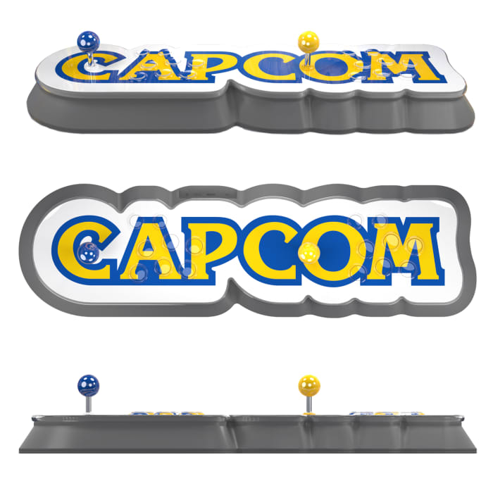 Capcom releases an arcade experience for the home