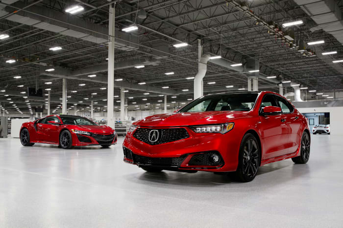 """Acura launches its handcrafted TLX """"PMC Edition"""""""