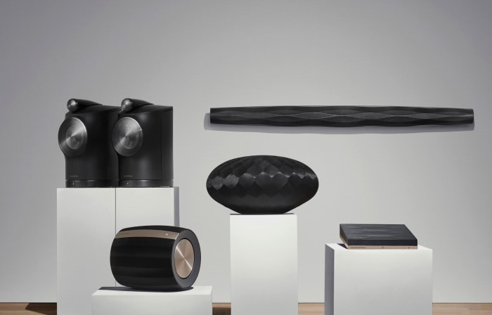 Bowers & Wilkins introduces its Formation Suite
