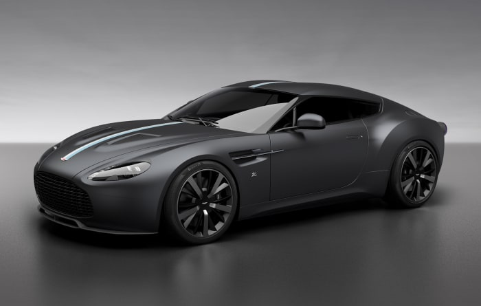 R-Reforged revives the Aston Martin Vantage V12 Zagato for a limited production run