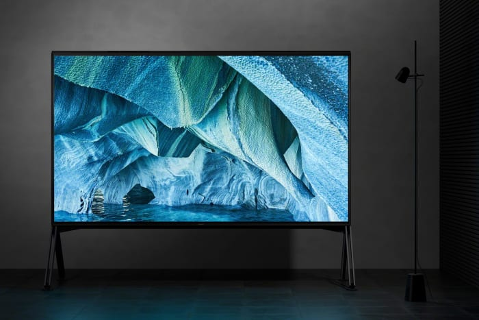 Sony's flagship 8K TV arrives this summer for the price of a fully loaded luxury sedan