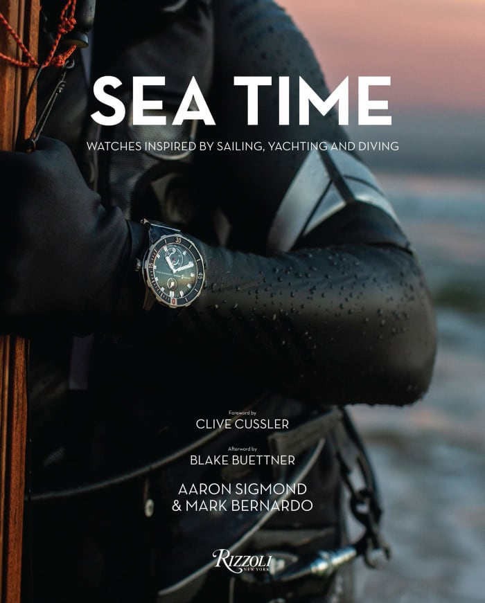 Sea Time brings watch lovers a comprehensive guide to nautically-driven timepieces