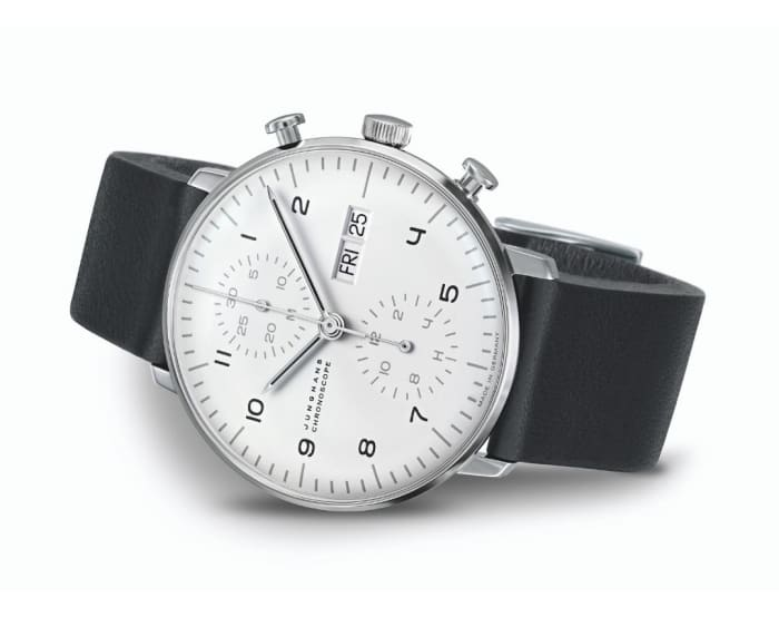 Junghans celebrates its collaboration with Max Bill with a new set