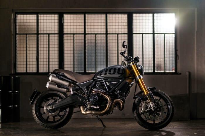 Ducati unveils the Scrambler 1100 Pro