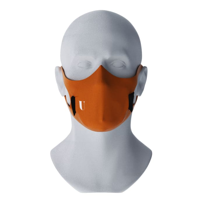 U-Mask's Model Two Is The Face Mask Of Choice For McLaren