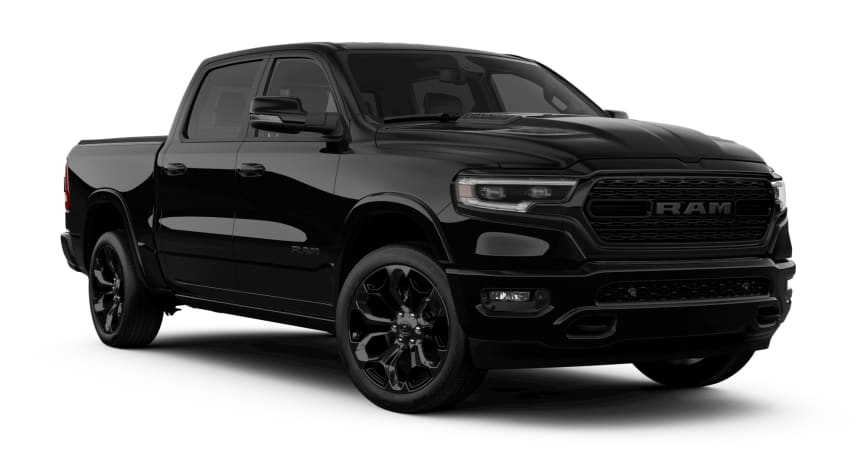 RAM brings a new prince of darkness to its truck lineup ...
