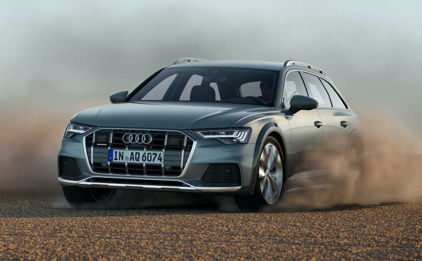 The Audi A6 allroad is returning the US in 2020